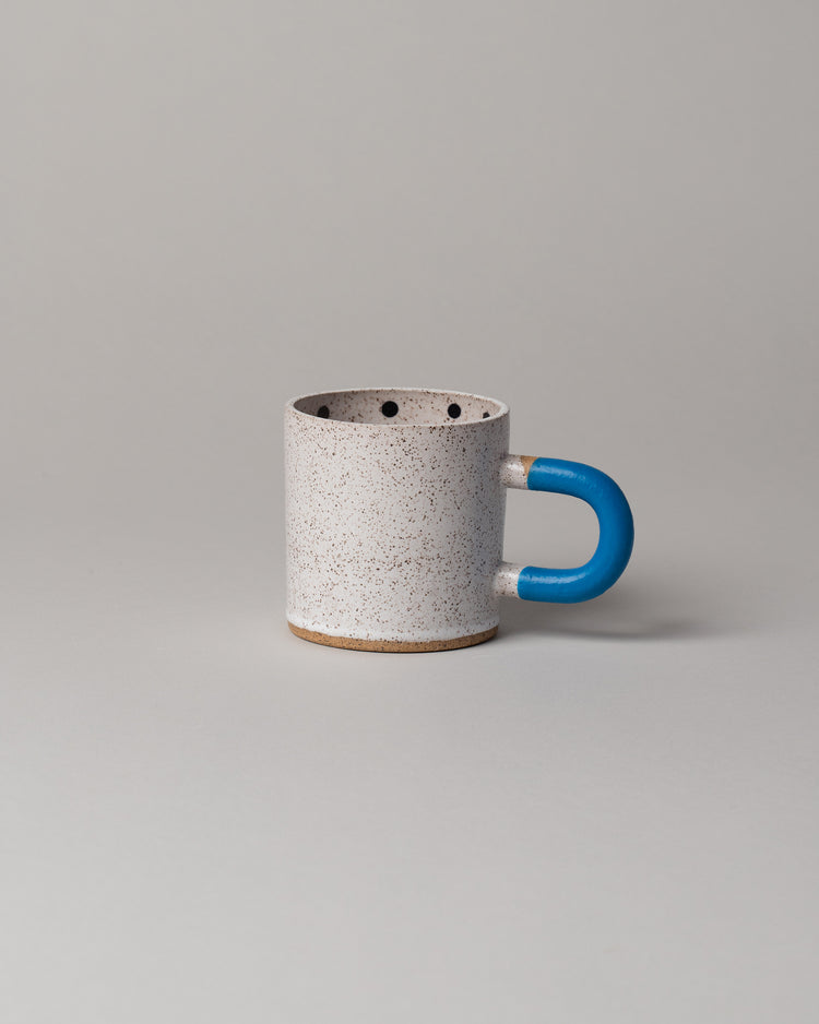 Dot Mug in Blue