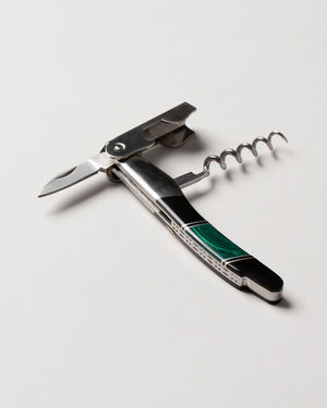 Waiter's Knife Malachite