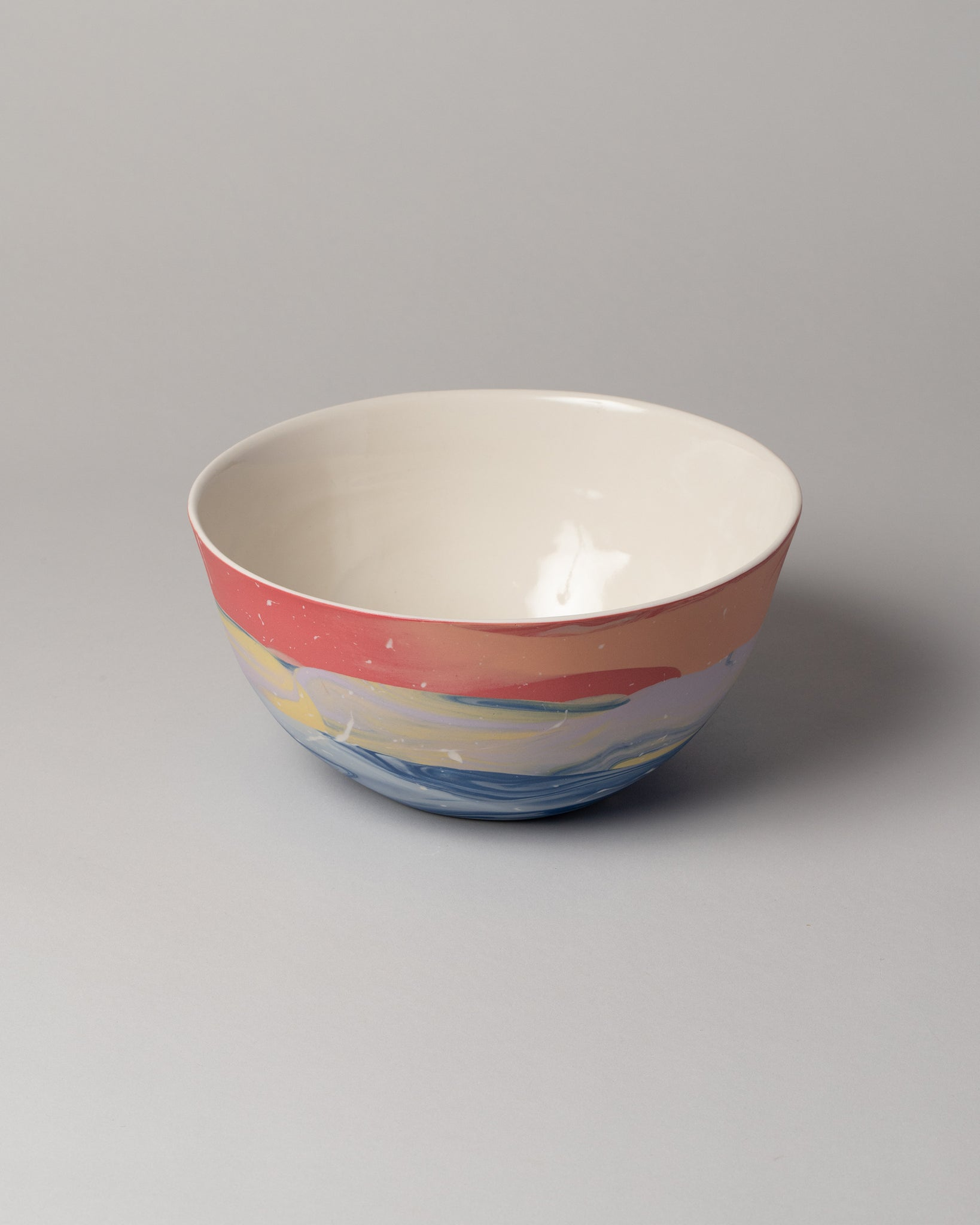 Stellar Serving Bowl top view
