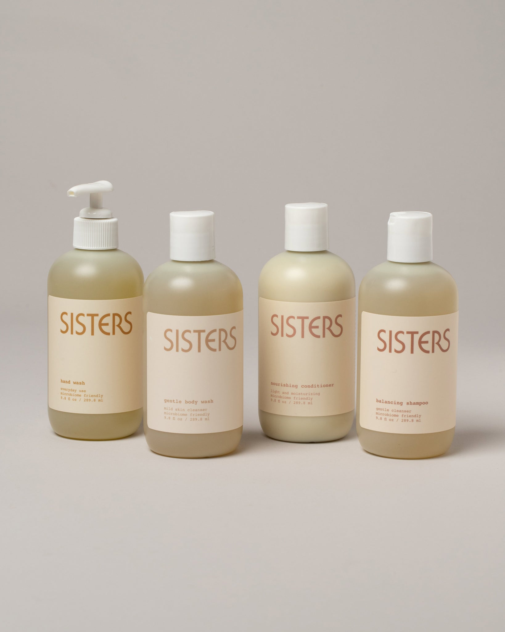 Sisters Body Nourishing Conditioner