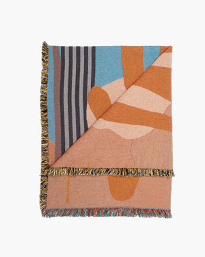 Slowdown Studio Hazlewood Throw Blanket