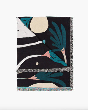 Slowdown Studio Marshall Throw Blanket