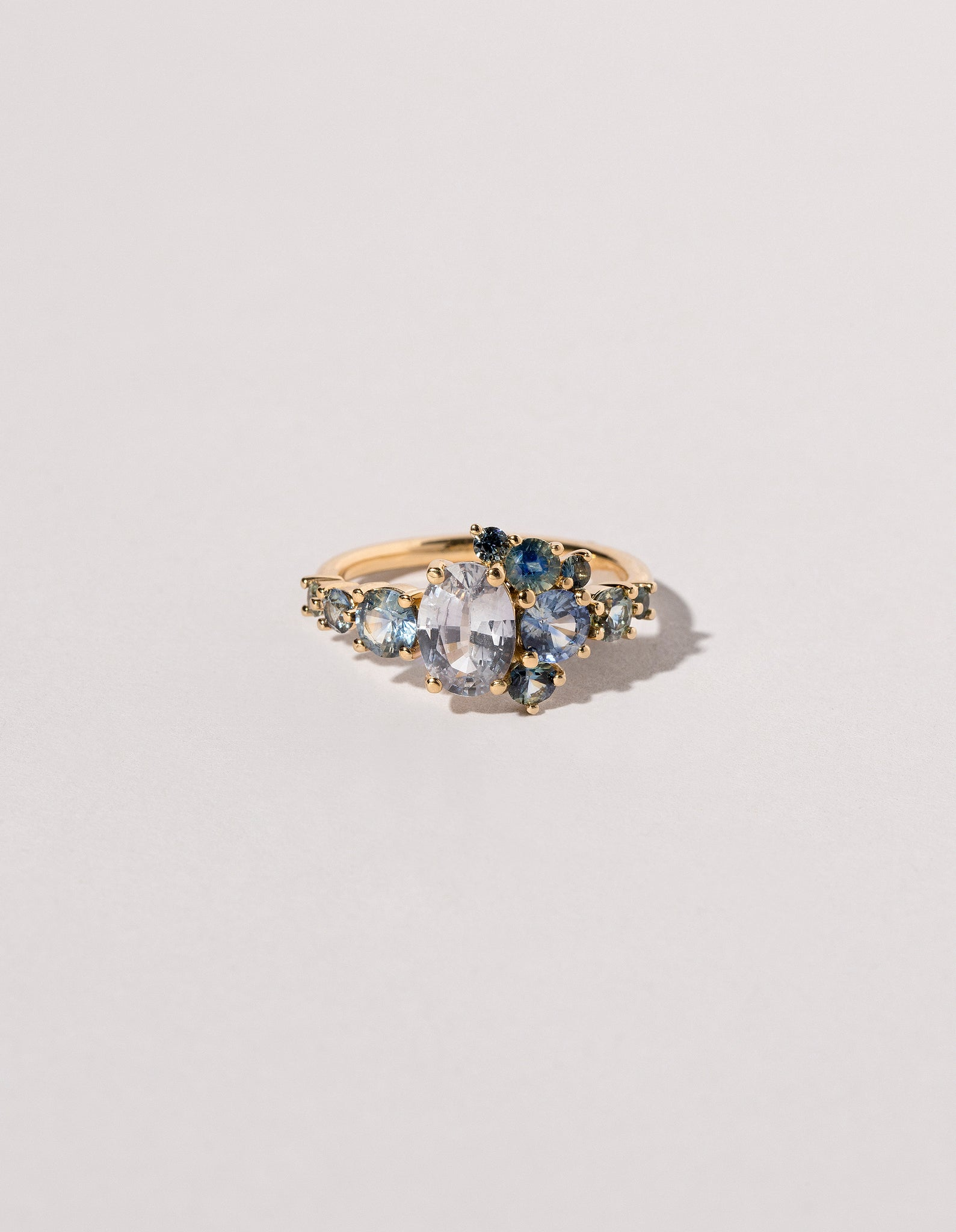 Front view of Stella Ring