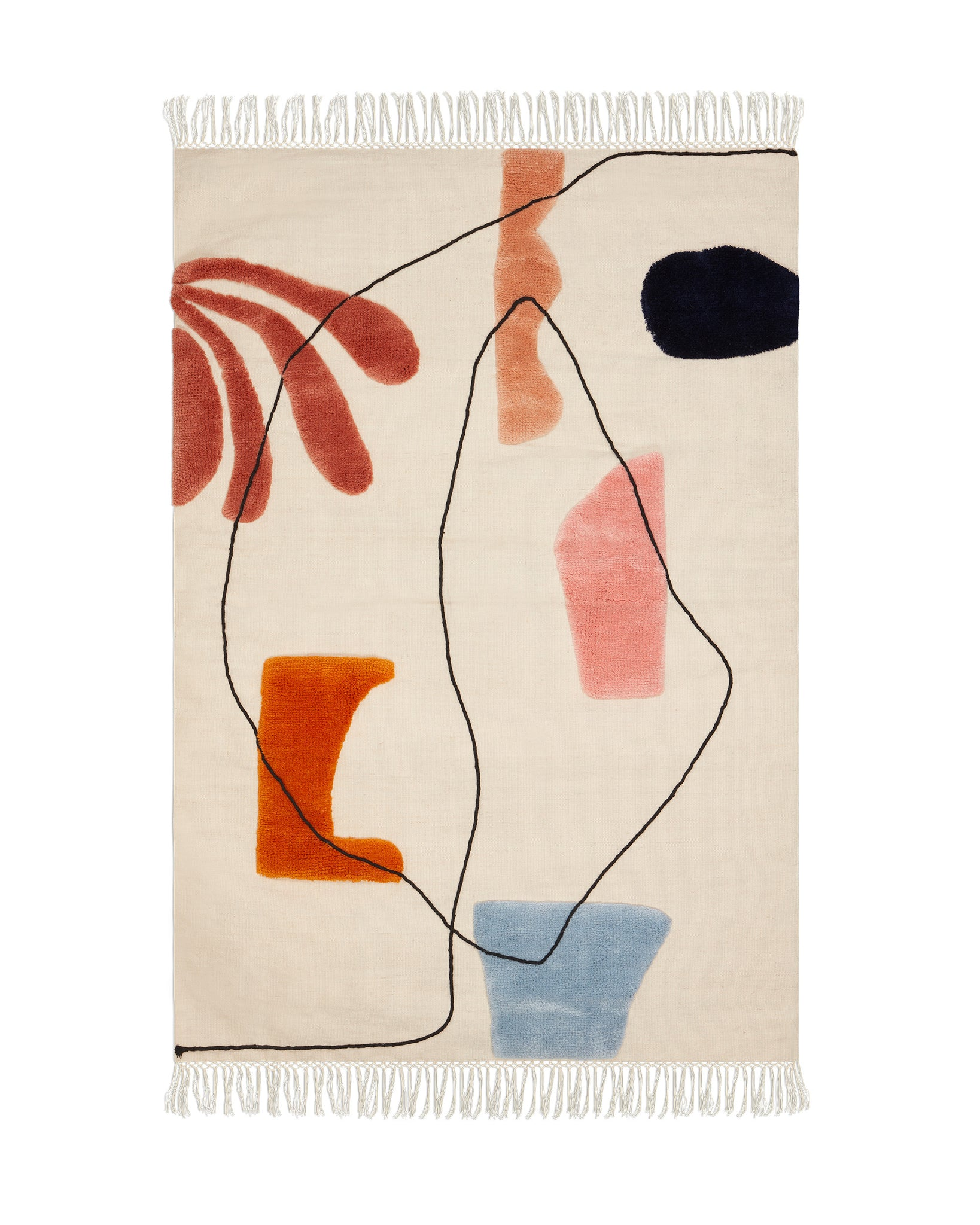 Studio Proba Blanket or Wall Hanging on white background