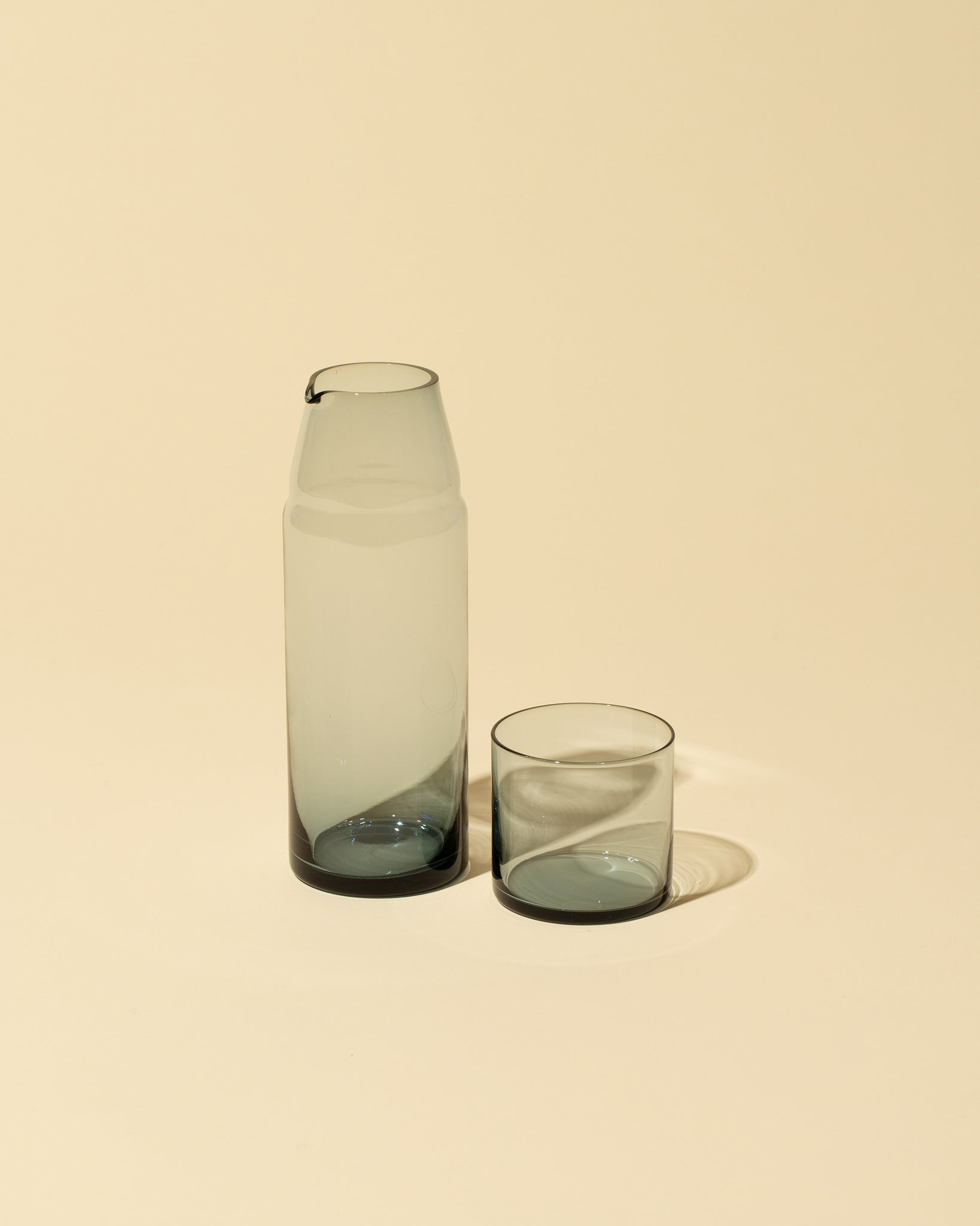 Night Carafe Indigo