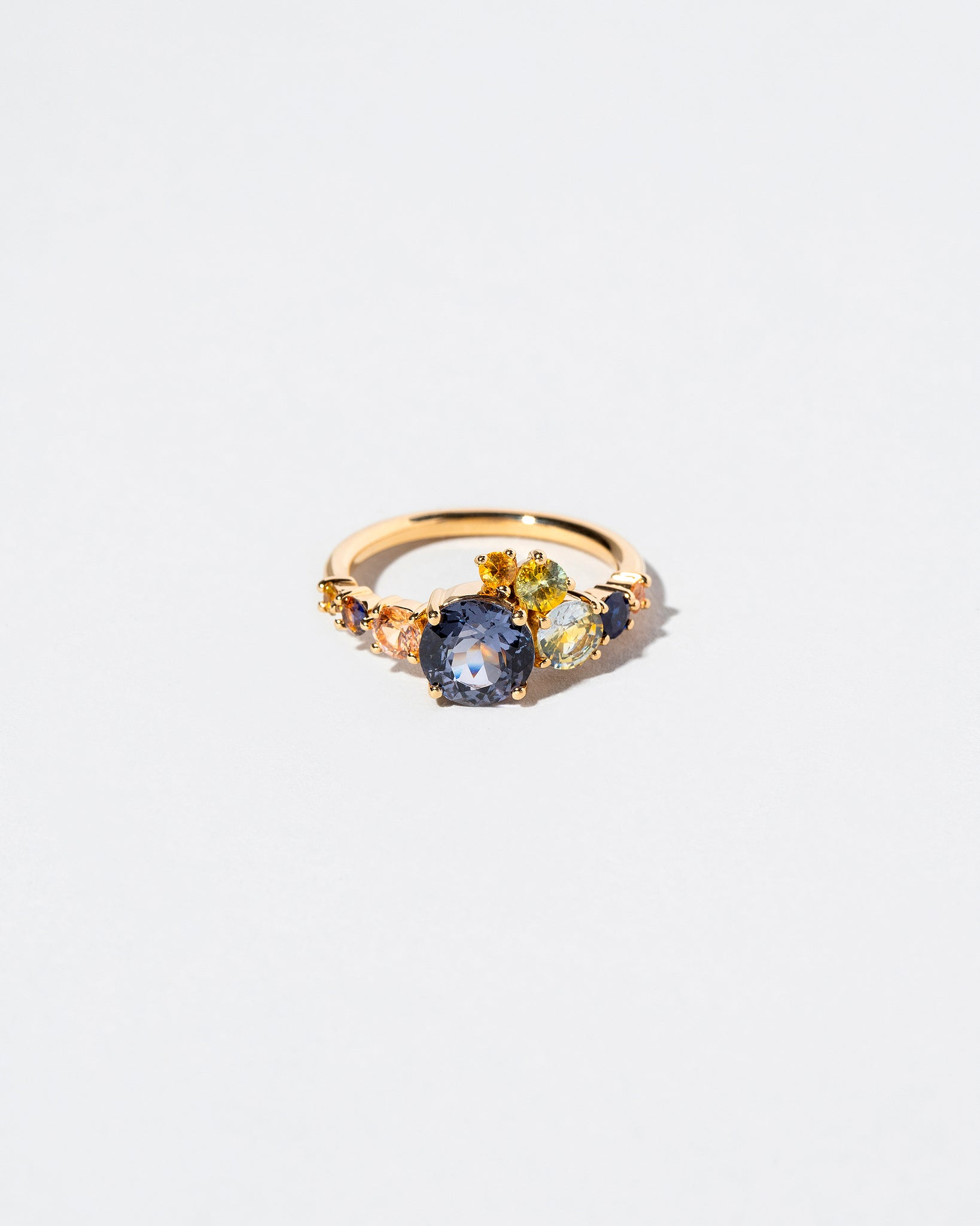 Spinel Super Luna Ring front facing