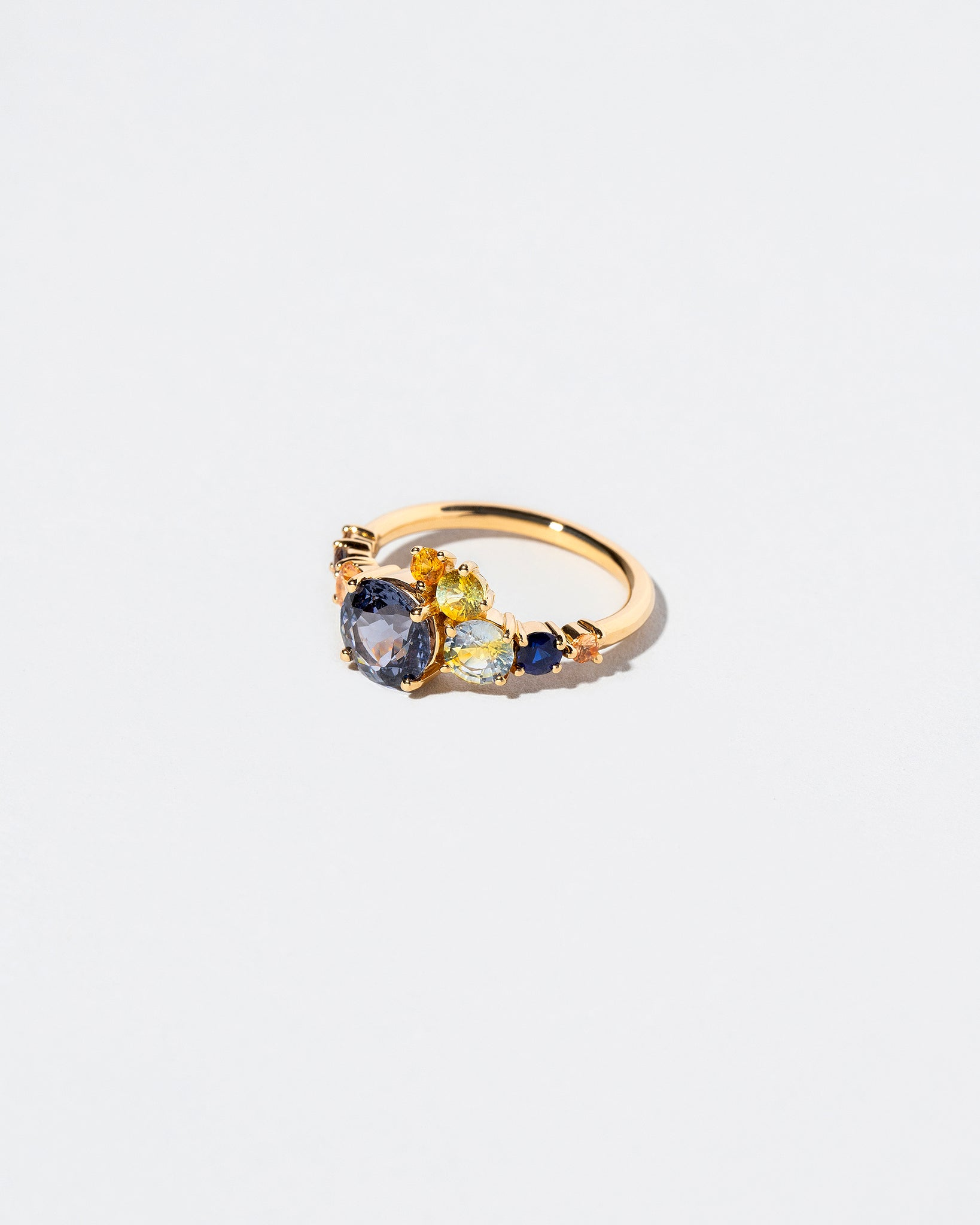 Spinel Super Luna Ring left facing