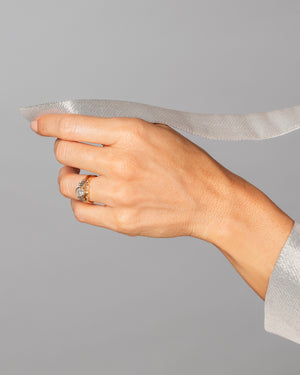 Third Eye Ring on model