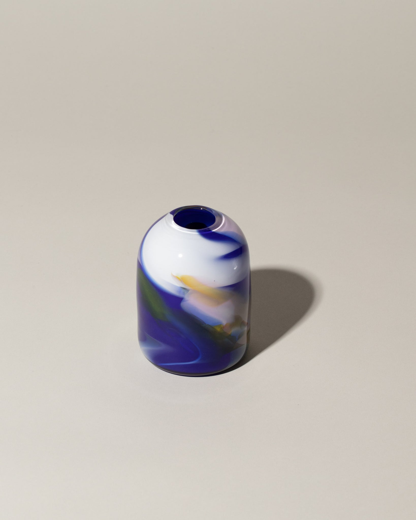 Epiphany Vase in Cobalt