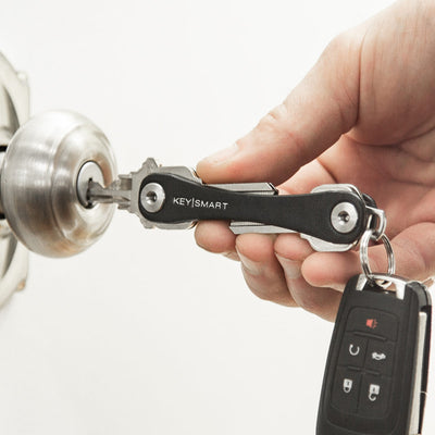 KeySmart Leather