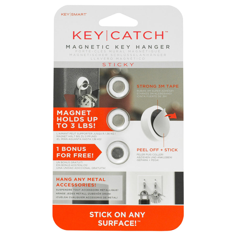 KeyCatch Sticky 3-Pack
