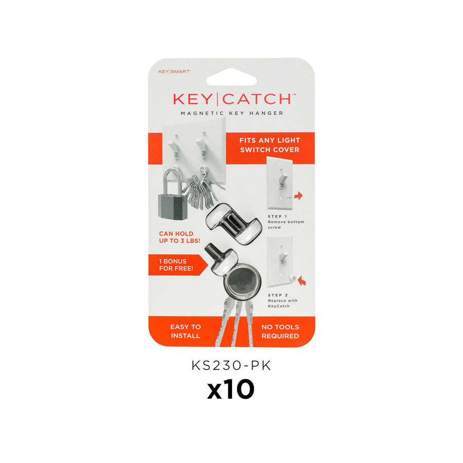 KeyCatch Pre-Loaded POP Display