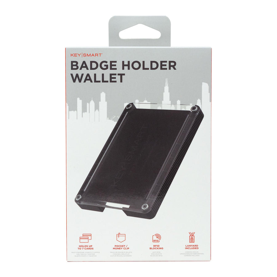 Badge Holder Wallet