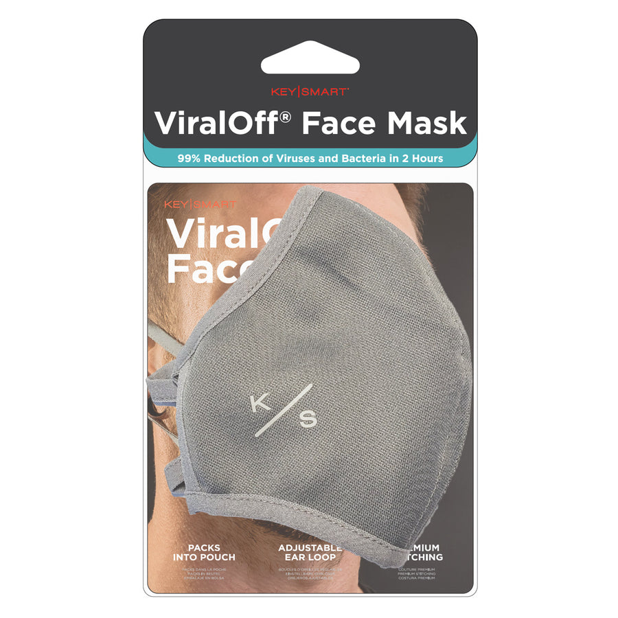 ViralOff® Packable Face Mask