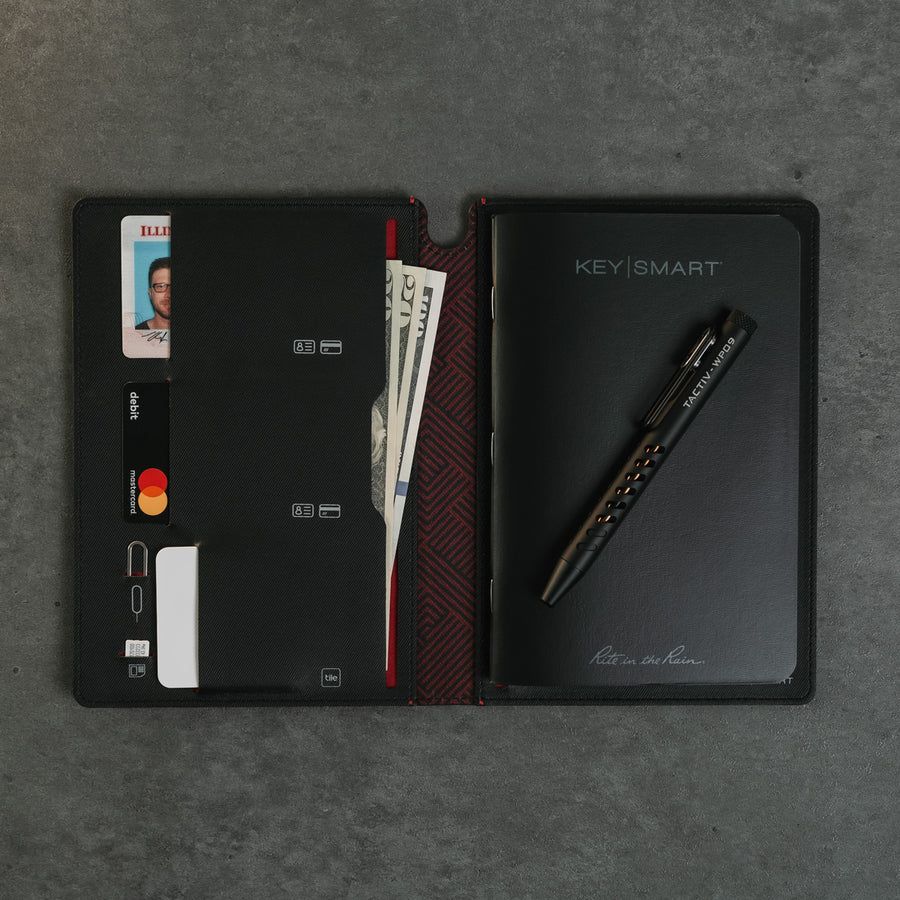 Essential Organizer, Pen & Notebook Bundle
