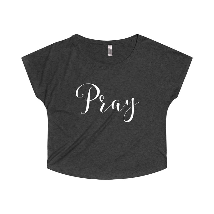 The Pray Loose-Fit Tee