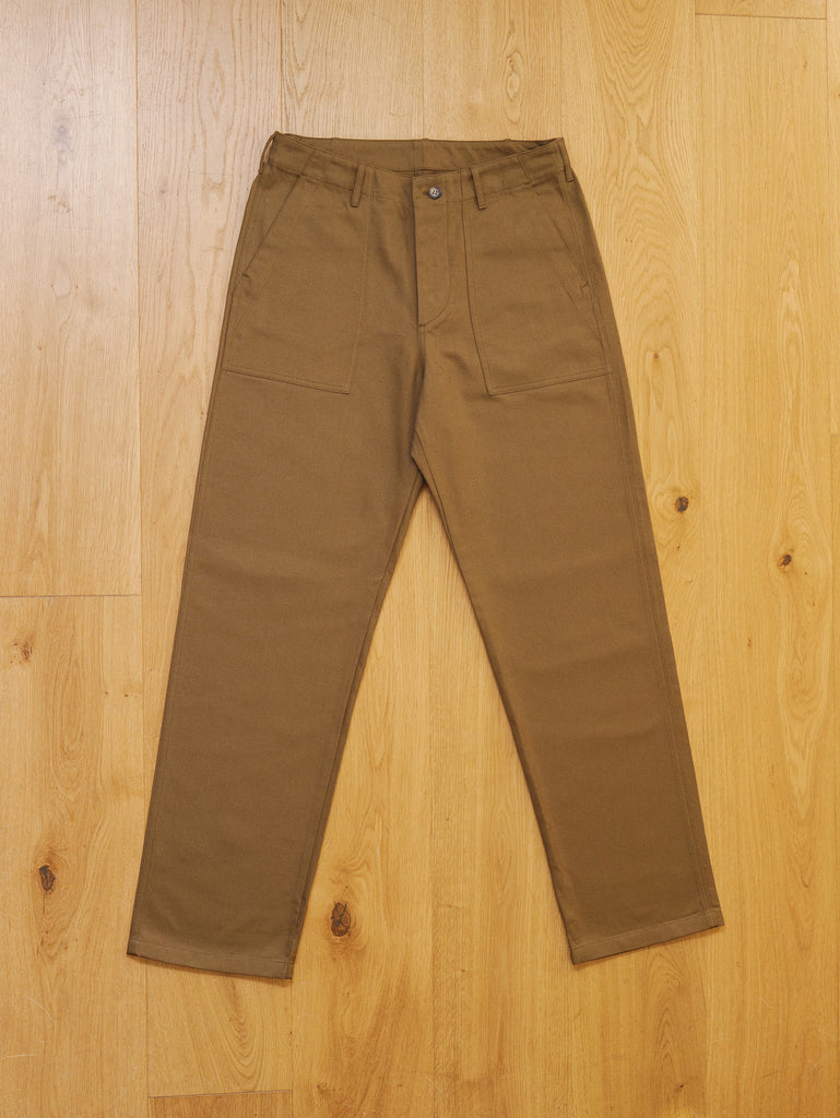 T107 Fatigue Pants - Light Olive