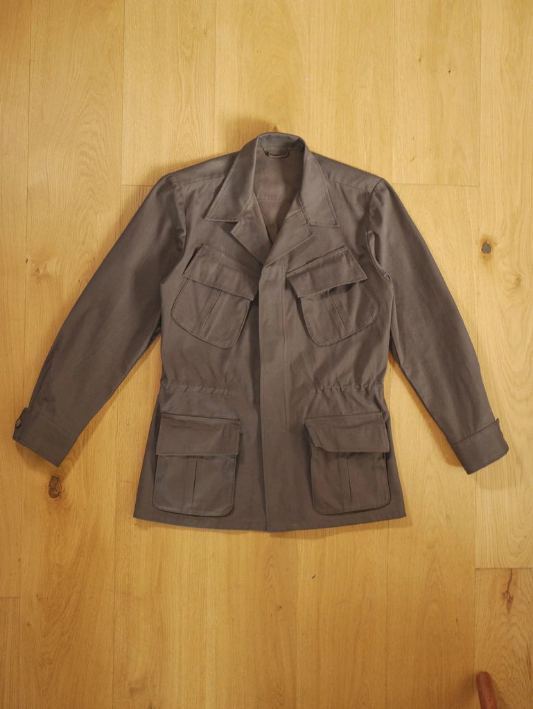 J002 Jungle Jacket - Ash Brown