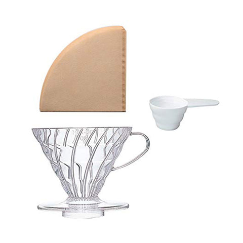 V60 Dripper & Filter Set