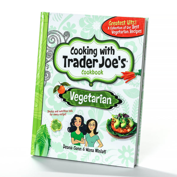 Cooking with Trader Joe's Cookbook—Vegetarian