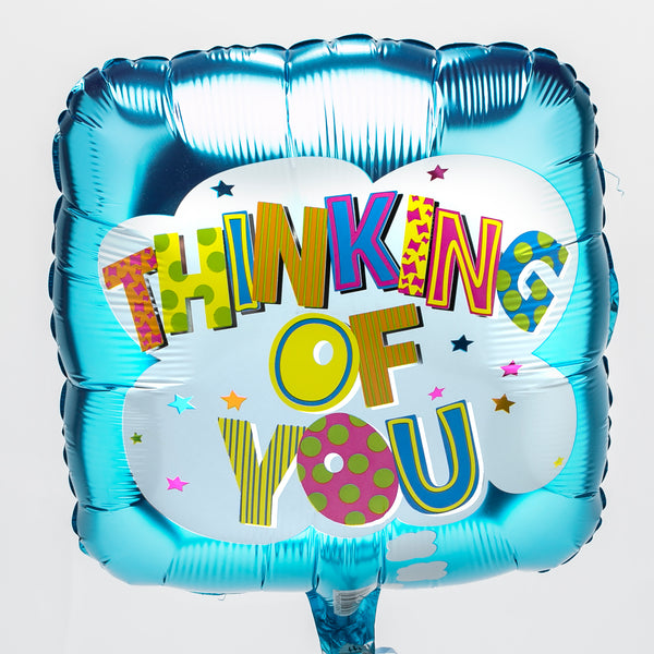Thinking of You Mylar Balloon