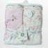 Little Me 2 Pcs. Hooded Towels