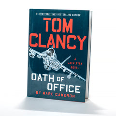 Tom Clancy Oath of Office (A Jack Ryan Novel) by Marc Cameron