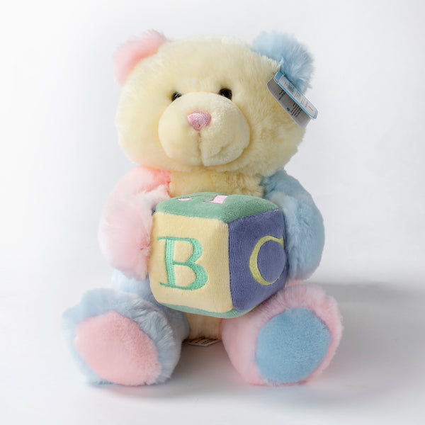 ABC Musical Teddy Bear