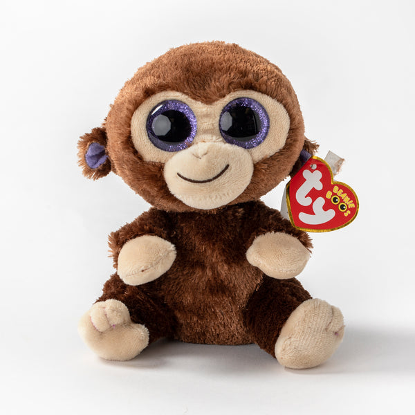 Ty Assorted Beanie Babies Monkey