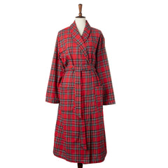 Men's Flannel or Plaid Robe