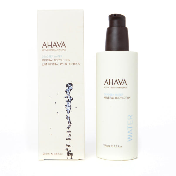 Ahava Mineral Body Lotion, 250 mL