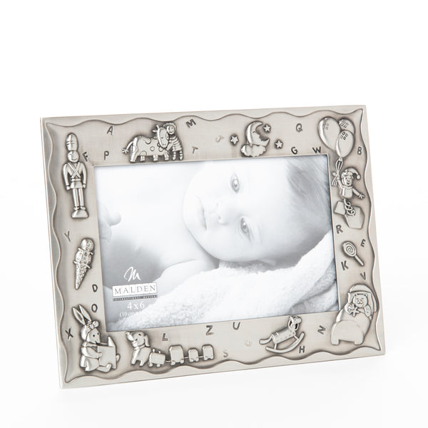Baby Frame 4x6 Steel