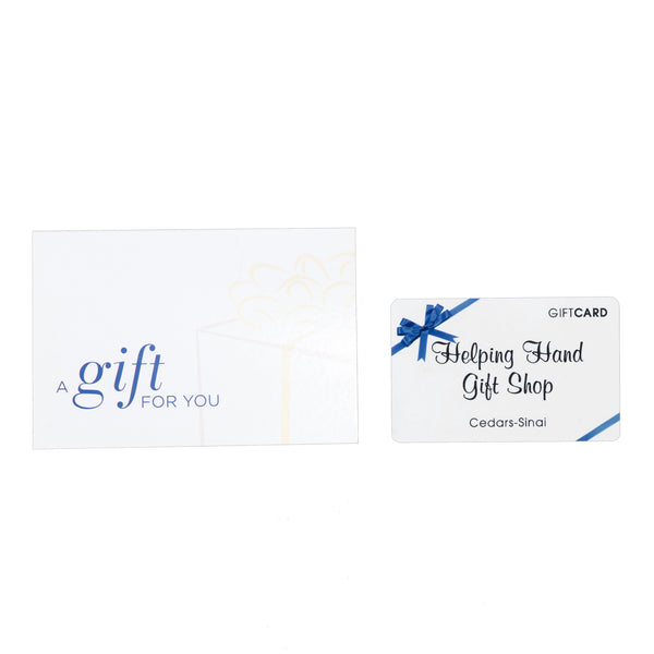 Choose Blue Gift Card