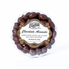Chocolate Almonds, 5 oz.