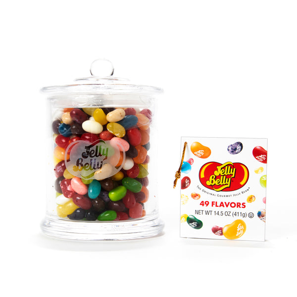 Jelly Belly 49 Flavors Classic Jar, 14.5 oz.