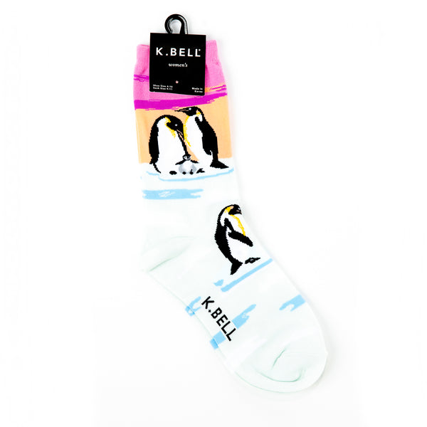 K-Bell Socks - Penguin