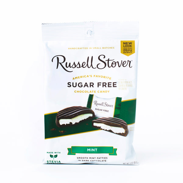 Russell Stovers Sugar Free Choco Assorted, 3 oz.