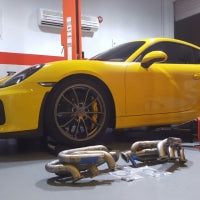 Kareem GT4 Review of Dundon GT4 Race Headers
