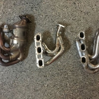 Dundon GT4 Race Headers vs Competitor Race Headers