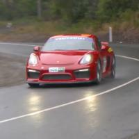 GT4 with Dundon Race at Targa Tasmania