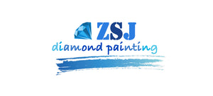 zsj diamond painting