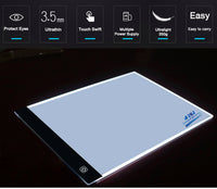 Ultra-Thin Dimmable LED Light Box