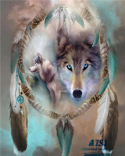 Dreamcatcher Wolves