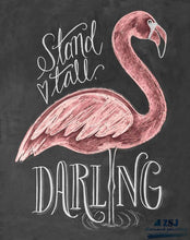 Load image into Gallery viewer, Darling Flamingo