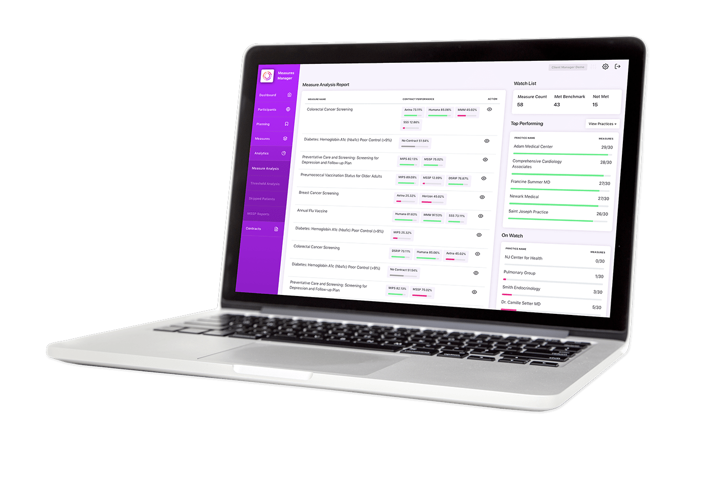value-based care platform