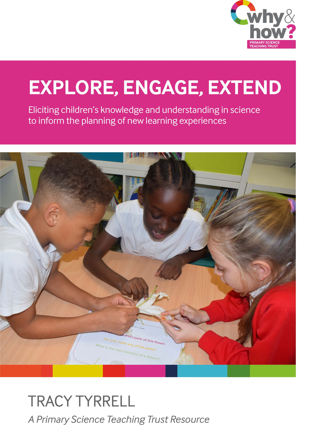 Explore, Engage, Extend