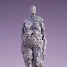 Load image into Gallery viewer, Concrete female figure sculpture