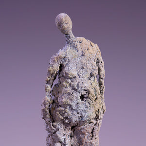Concrete female figure