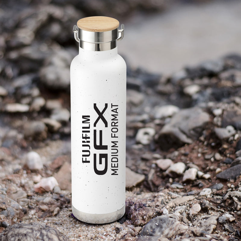 FUJIFILM GFX BOTTLE - WHITE
