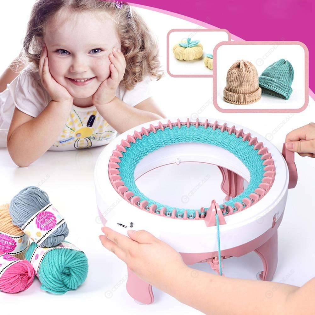40 Needle DIY Hand Knitting Machine ( Buy 2 Get Extra 10% Off )